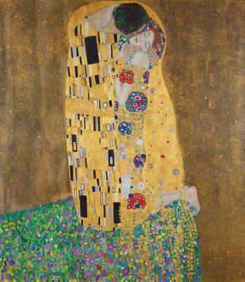 Musée du Belvédère Le Baiser de Klimt