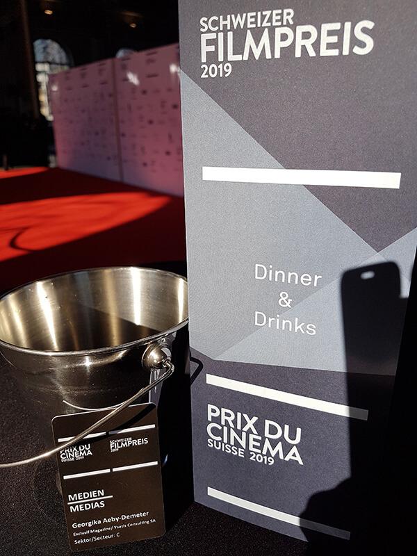 Genève Grand Prix du Cinéma Suisse