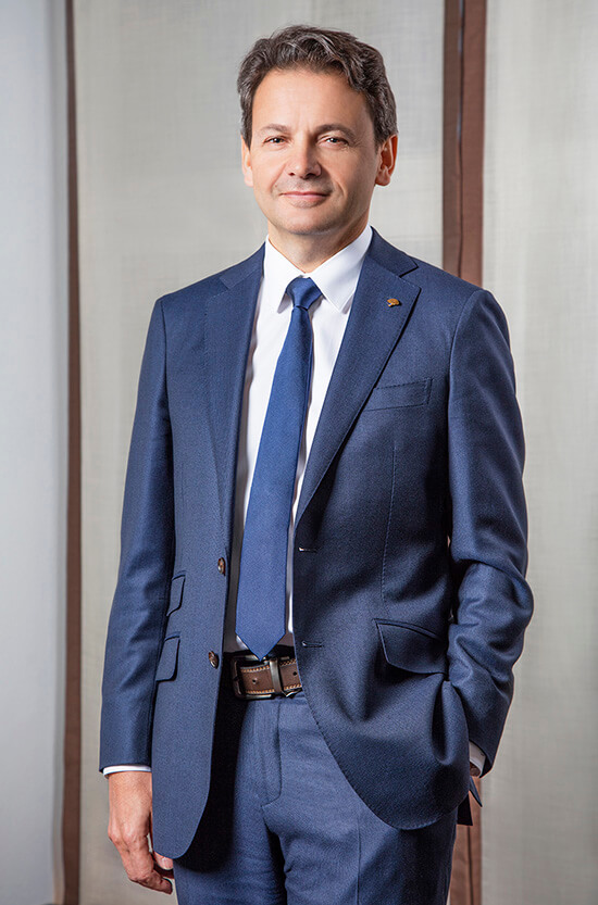 David Collas Directeur Général