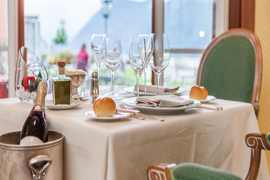 Villa Principe Leopoldo à Lugano est membre Relais et Châteaux