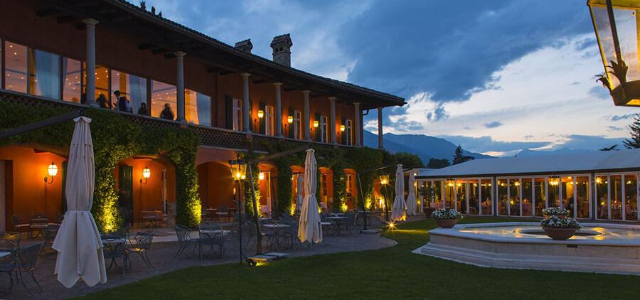 Villa Principe Leopoldo à Lugano une table d'exception