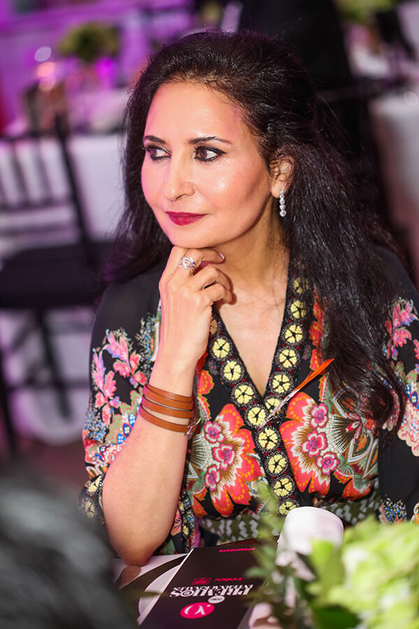 Khadija Al-Salami réalisatrice du film