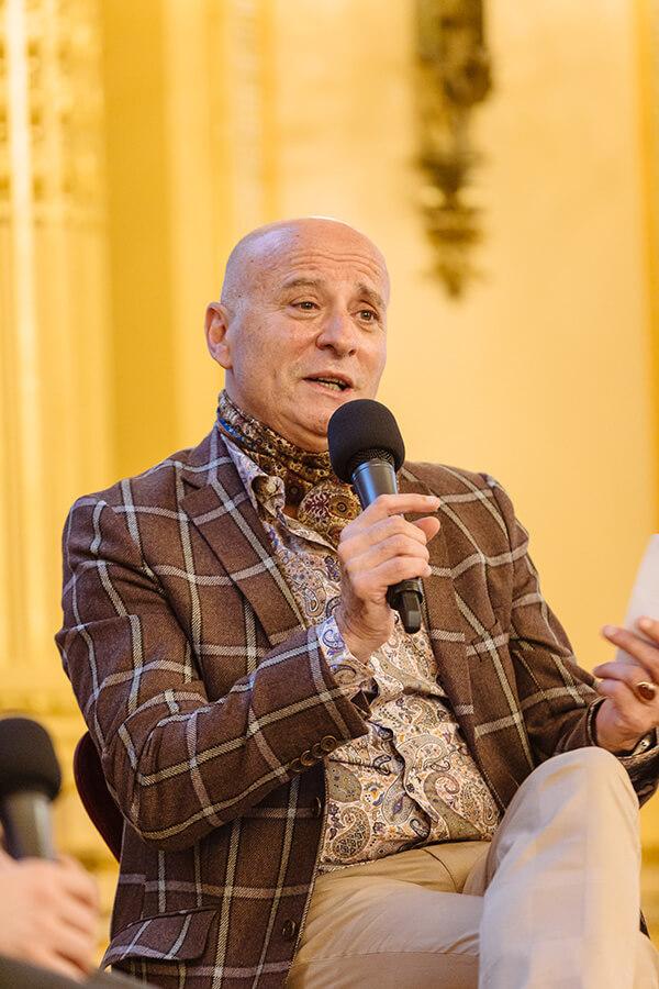Philippe Cohen Directeur du Ballet du GTG