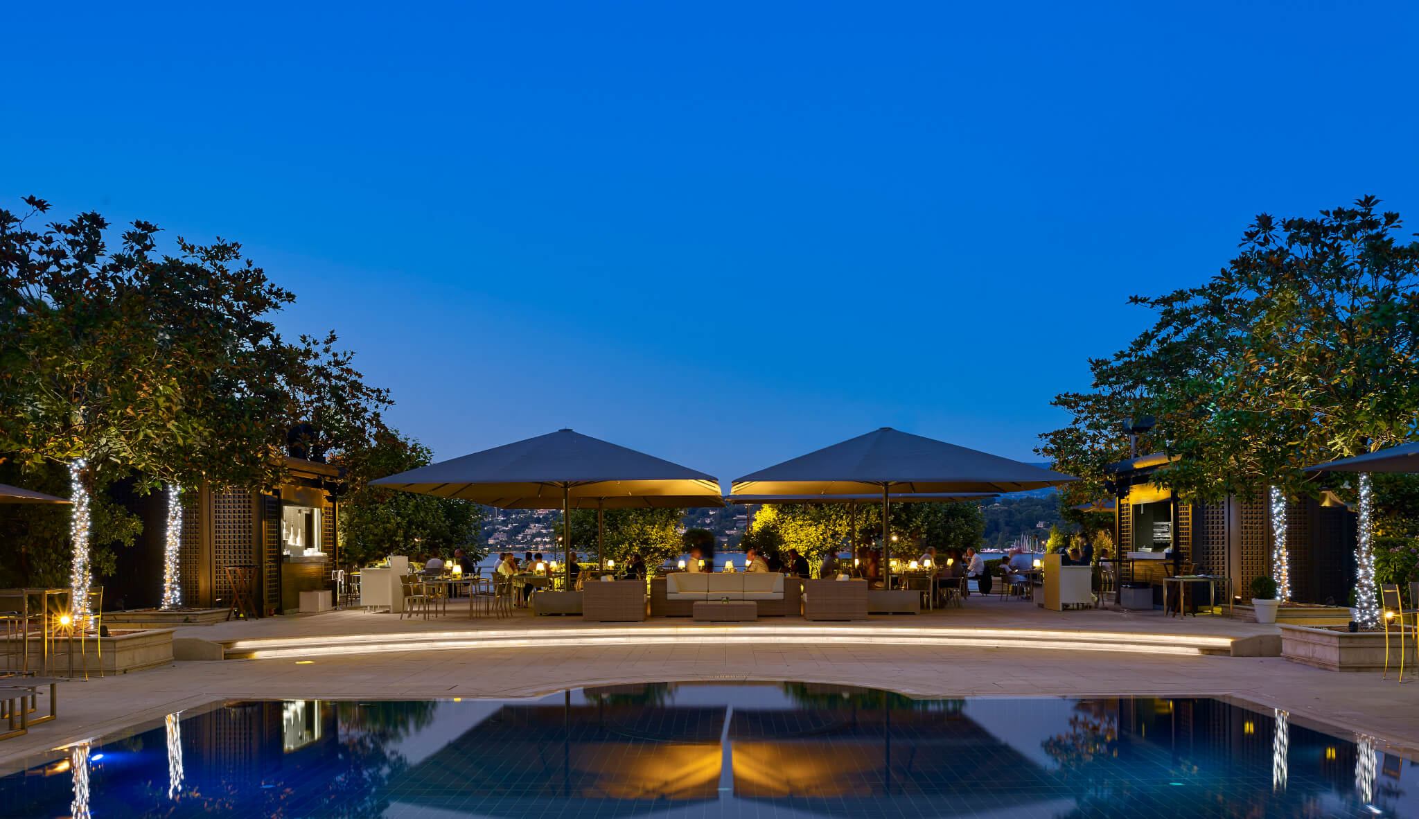 Umami by Michel Roth restaurant Hotel President Wilson