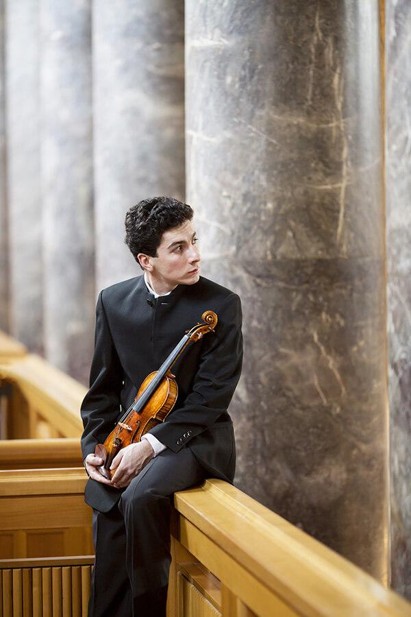 Sergey Khachatryanle violoniste prodige invité (c)MarcoBorggreven