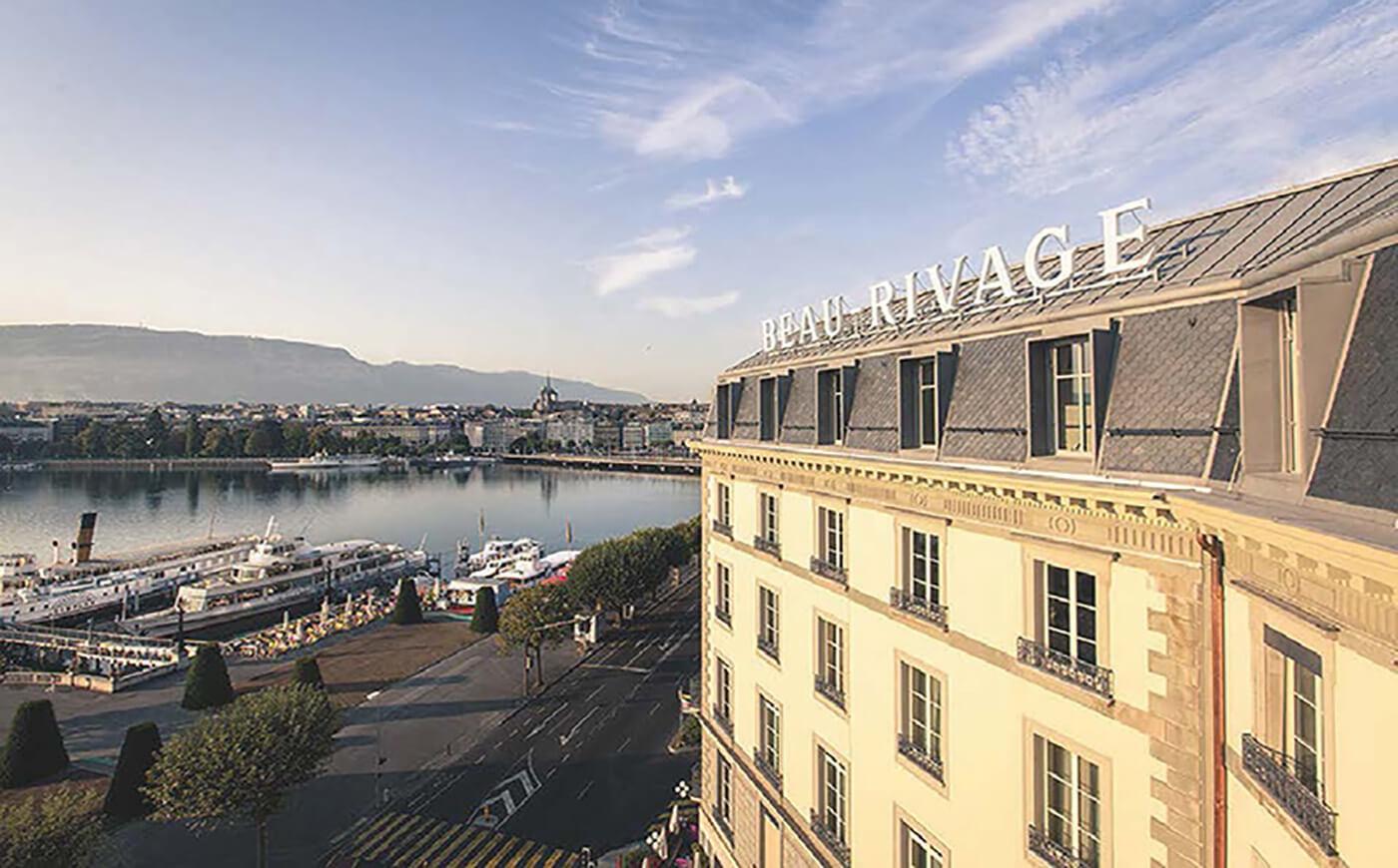 Hôtel Beau Rivage Genève