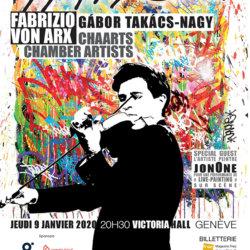 Affiche programme Victoria Hall