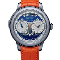 L'Astronomic Blue F.P.Journe
