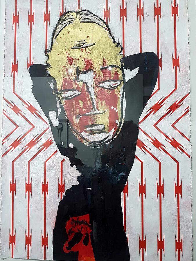 Artiste sud-africain, l'art fait sauter les barbelés et libère...