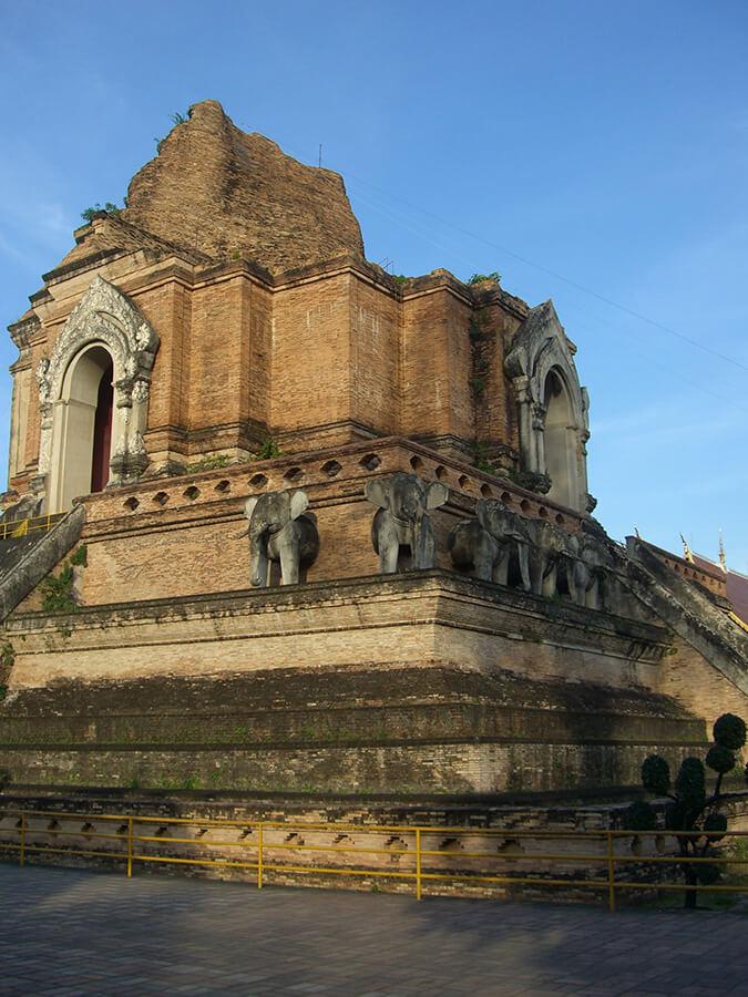 Le temple aux Eléphants