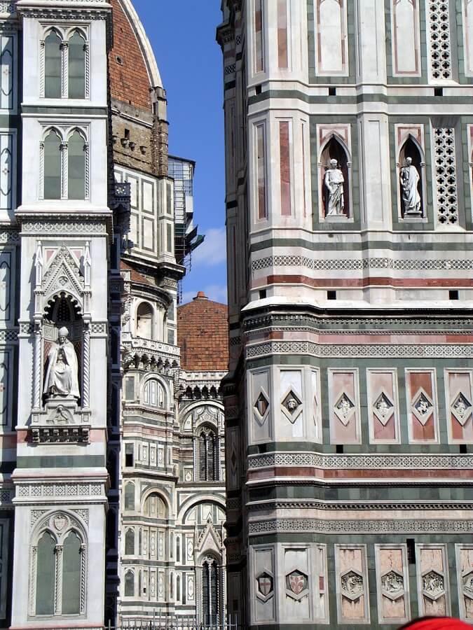 Les monuments historiques de la Toscane (c) GAD