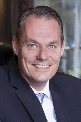 Michael Smithuis président des Swiss Deluxe Hotels