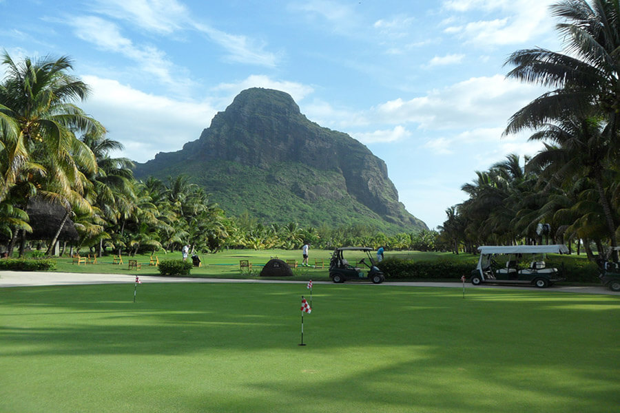 Golf du Paradis Hotel G.A.-D.