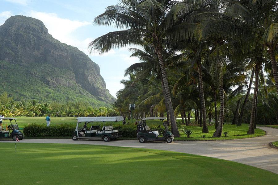Golf de l'Hôtel Paradise au Morne G.A.-D.