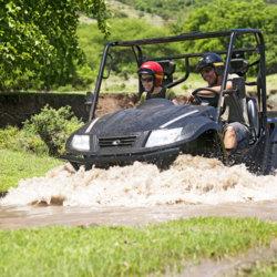 L'aventure en quad
