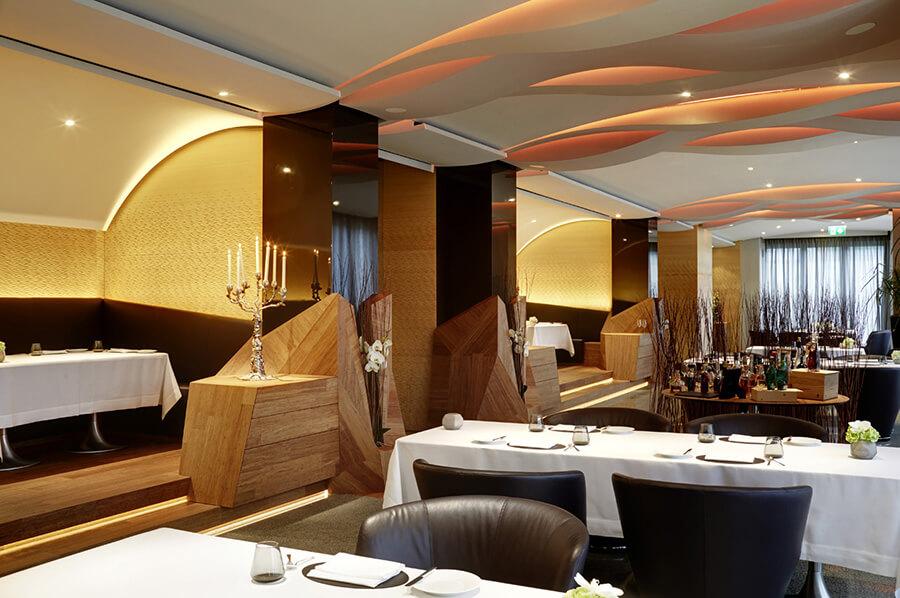 Park Hotel Vitznau Restaurant Focus 2 étoiles Michelin (c) PHV