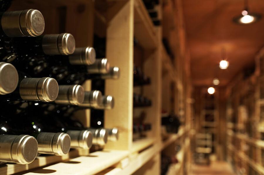 Park Hotel Weggis la réserve de vins californiens