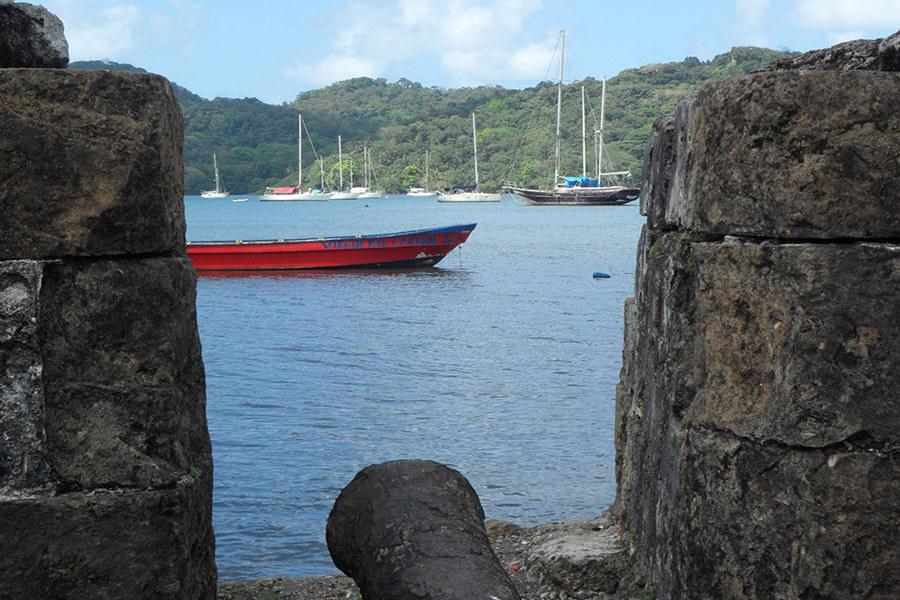Les bateaux de plaisance ont remplacé les pirates