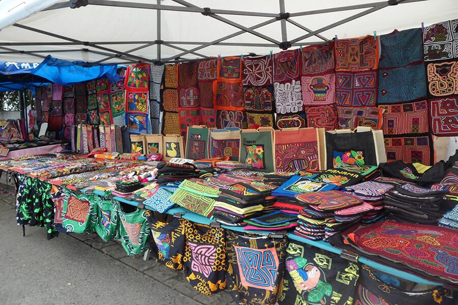 Sur les marchés, des pièces d'inspiration mola