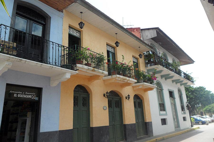 Casco Viejo le charme du passé colonial
