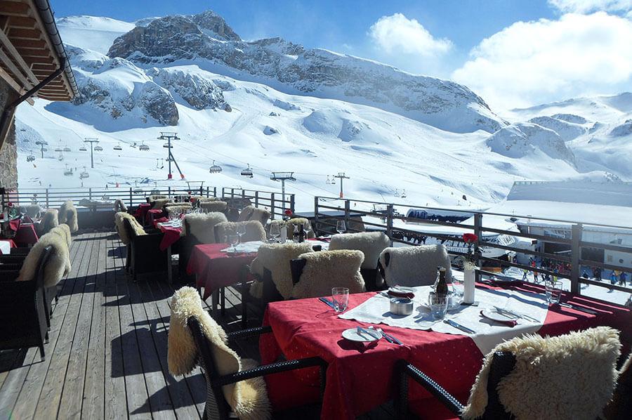 Le Mountain VIP Club d'Ischgl offre une carte de membre très exclusive (C) GAD