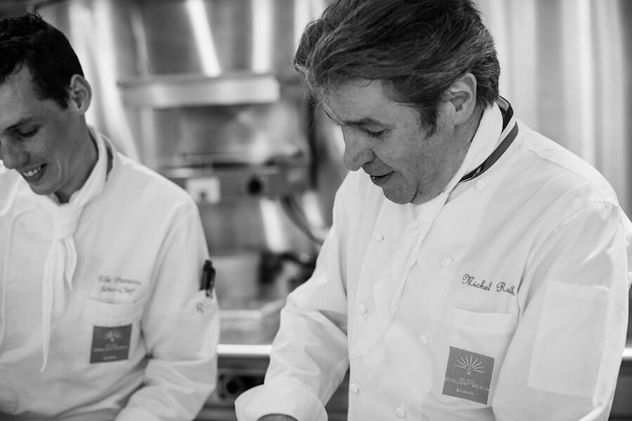 W Haute Cuisine Michel Roth fidèlement présent (c) Gilles Marquis