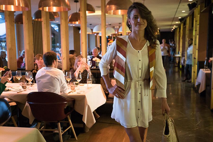 W Haute Cuisine défilé de mode en musique (c) Charlotte Percle