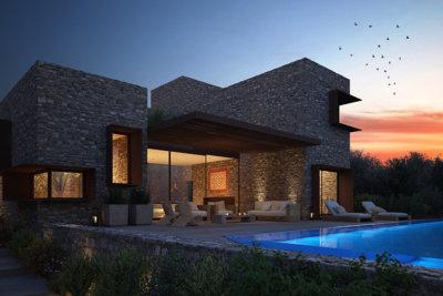 La Panorama Villa par Potiropoulos et Partners