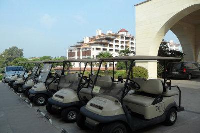 Belek la capitale du golf de la Riviera turque (C) G.A.-D.