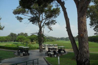 Antalya Golf Club des parcours dessinés par les plus grands architectes spécialisés (C) G.A.-D.
