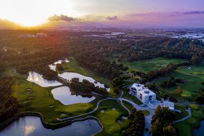 Le Pasha Antalya Golf Club du Belek Kempinski The Dome