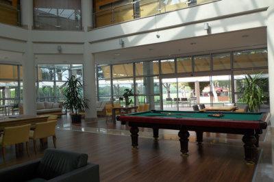 Confort du Club House de l'Antalya Golf Course (C) G.A.-D.