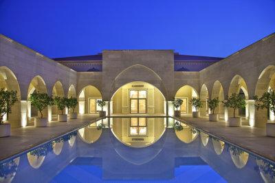 Elégance et raffinement d'inspiration traditionnelle Kempinski The Dome