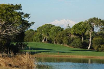 National Golf Club entre monts et forêts