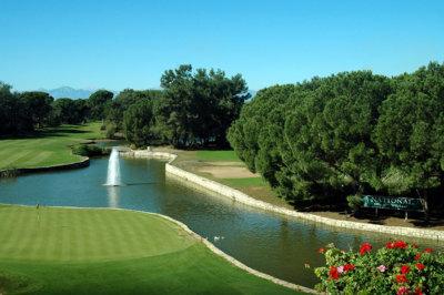 National Golf Club le plus ancien parcours de la région