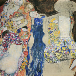 La Mariée de Klimt