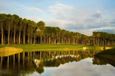 Vue sur Carya Golf du Regnum Carya Golf & Spa Resort
