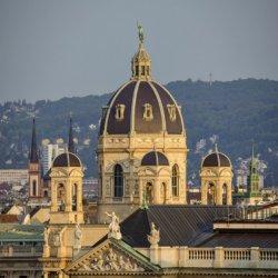 Vue sur les toits de Vienne (c) Christian Stemper