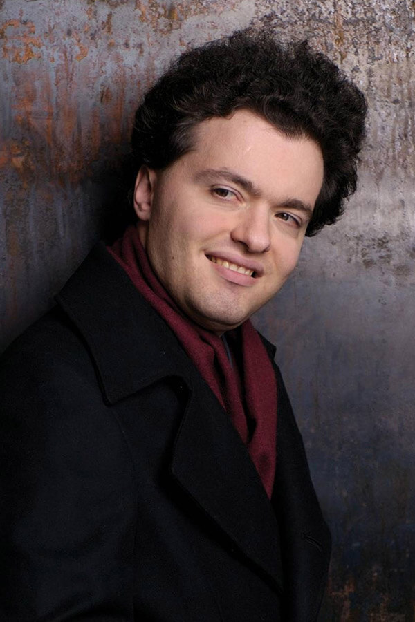 Evgeny Kissin Photo LDD