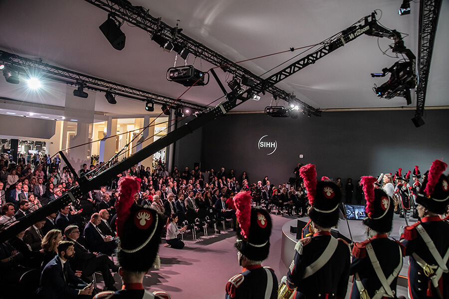 Inauguration officielle SIHH 2019 (c)G-Maillotpoint-of-views-ch