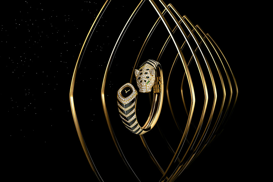 Panthère Figurative Réinvention de la création iconique de Cartier tendance 2019