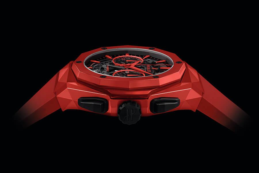 Classic Fusion Aerofusion Chronograph Orlinski Red Magic