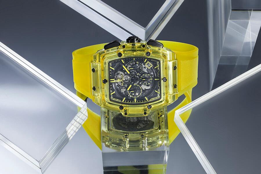 Sous le signe du soleil Spirit of Big Bang Yellow Sapphire