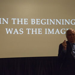 Peter Greenaway Au début fut l'image