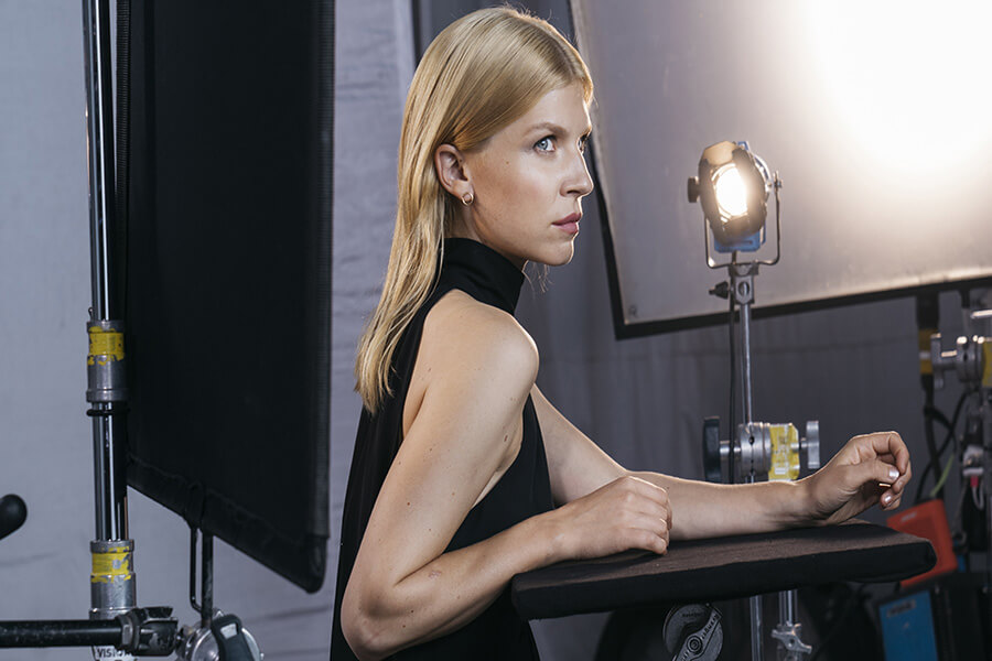 Clemence Poesy making of