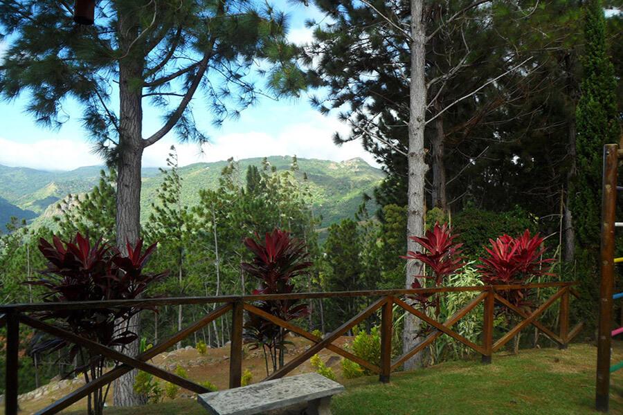 A différentes altitudes Altos Del Maria