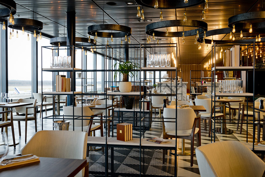 Le Chef Restaurant ©Chris.Michaud