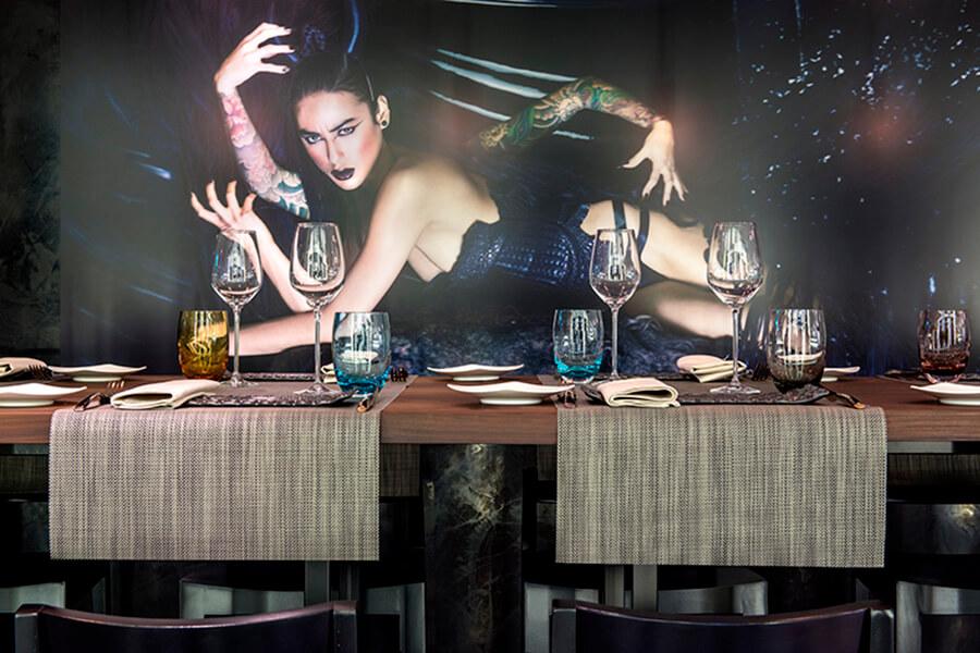 Eat-Hola Tapas Bar du Verbier W Hôtel