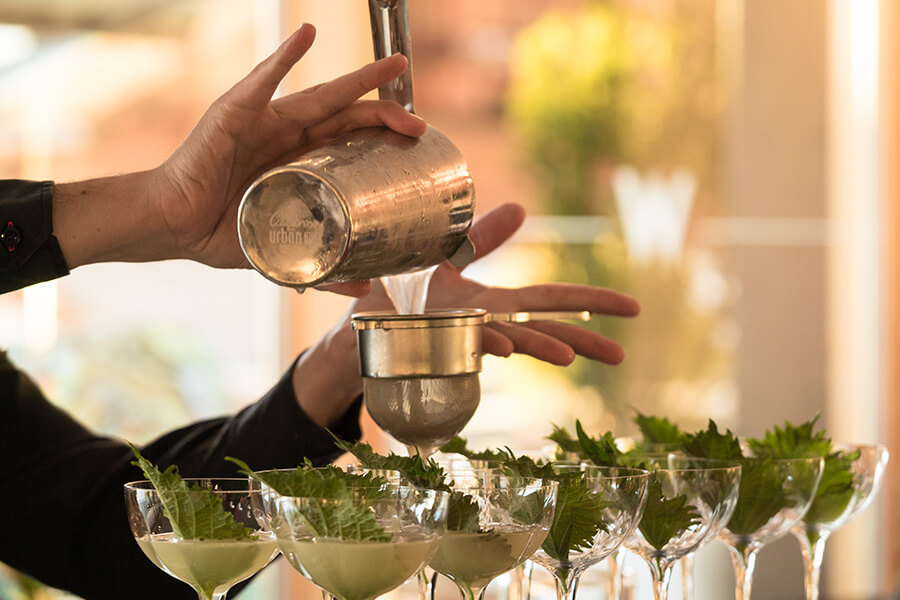 Dégustation de cocktails (c) CHARLOTTE PERCLE