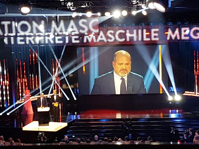 Sami Kannaan Maire de Genève dans son allocution